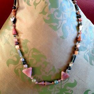 Jewelry - Fancy Jasper necklace